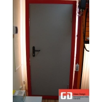 противопожарные двери с пределом огнестойкости 60 мин ( EI 60 ) Гласс Дизайн противопожарные двери