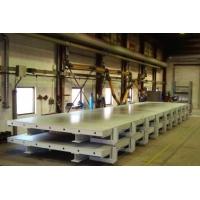 Вибростолы  для производства стеновых панелей Sumab
