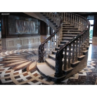 Лестницы, балюстрады Натуральный камень