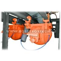 Линии адресной подачи (доставки) бетона (цемента, смеси) НПО РОССТРОЙТЕХ 0001