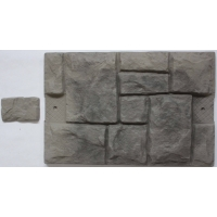 фасадные блоки на саморезах ProStone