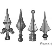 Кованые элементы (ковка) для изготовления изделий Кованый Стиль