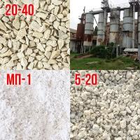 Минеральный порошок МП-1 для асфальтобетонной смеси