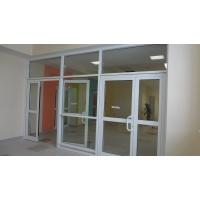Алюминиевые противопожарные двери  Профильная система Сиал КПТ78EI