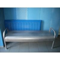 Изготовим скамейки из металла