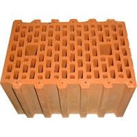 Теплые керамические крупноформатные блоки Самарский завод (СККМ kerakam 38 T