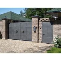 Ворота, заборы, ограждения и другие металлоконструкции. Ковка.