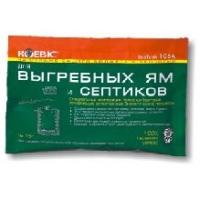 бактерий для выгребных ям и септиков Доктор Робик К-47