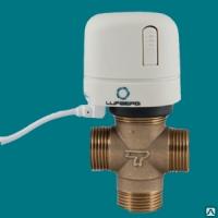 Автоматика для систем вентиляции по низким ценам Lufberg 3-х ходовые клапаны с приводом для фанкойлов FV-3 (Lufberg)