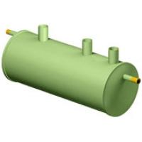 Сепараторы стеклопластиковые ЛОС Очистные сооружения по ливневой Blorey