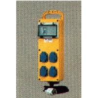 Комплектные устройства в корпусах из твердой резины EverGUM Mennekes габаритный корпус 445х135мм с 1 УЗО