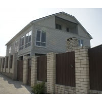 Срочно! Недорого! Продам новый дом в 3-х уровнях Курорты Краснодарского края Новороссийск п.Алексино