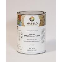 Масло для дерева MAZ-SLO