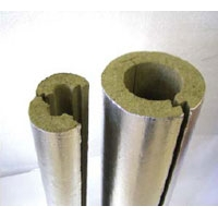 Теплоизоляционные цилиндры Isoroll d=18-479 мм кашир.
