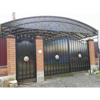 Ворота кованые. Сталь-Проект