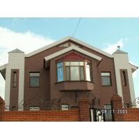 Японские фиброцементные фасадные  панели Kmew Asahi Tostem, Nichiha