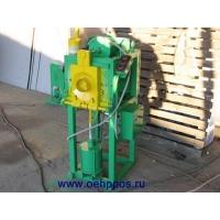 Станок для изготовления круглого гофроколена водосточных систем ИП Шаталов АА