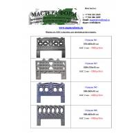 формы оградок ООО Мастера форм