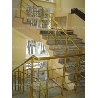 Алюминиевые перила, поручни  и ограждения для лестниц.
