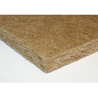 Теплоизоляционная плита (мягкая ДВП) ISOPLAAT 25 мм