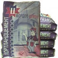 Продаем цемент и сухие смеси