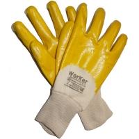 Перчатки с неполным нитриловым покрытием Лайт WorKer per3150