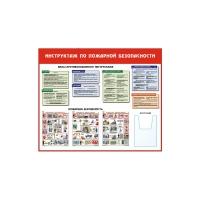 Инструктажи и обучение  по пожарной безопасности