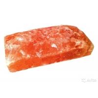 Гималаяская соль  плитки и кирпичи