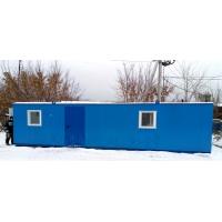Вагон-дома для проживания, блок-контейнеры, вагончики  АльфаМодуль