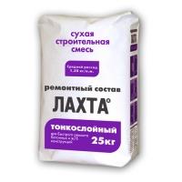 Ремонтный состав тонкослойный ЛАХТА