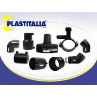 Фитинг полиэтиленовый ПНД ПЭ100 (электросварной, Литой) пластик Plasson