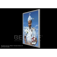 Световая панель BEGRIFF серии Frame двусторонняя формата А3