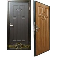 Входные металлические двери СильверДорс Модель Сильвер-5 (2-панели)