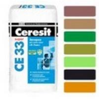 затирка для швов ceresit CE 33 super