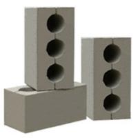 керамзитобетонные керамзитные полистиролбетонные блоки ТИРиКо 390*190*190 20*20*40