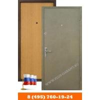 Входные стальные двери Гарант Плюс двери с отделкой порошковое напыление-ламинат