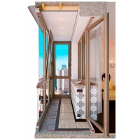 Балконы и лоджии- Остекление, утепление и отделка.