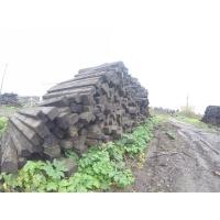 Шпалы деревянные пропитанные бу