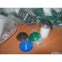Термошайба цветная (зеленая, синяя, бронза, бирюза)