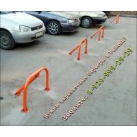 Парковочный барьер. Установка парковочных барьеров