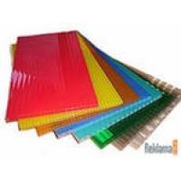Сотовый поликарбонат Ecovice цветной 6мм*6000*2,1