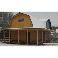 Дачные дома из сип панелей  Канадские дома