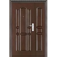 Входная металлическая дверь СильверДорс модель Сильвер-К42 (2-створка)