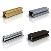 Алюминиевый профиль для шкафов-купе
