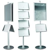 Нестандартные рекламные и выставочные конструкции из алюминия