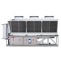 Чиллеры с воздушным охлаждением SABROE SABlight, 160–400 кВт