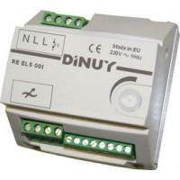 Светорегулятор для ламп накаливания, нагрузка до 3000 Вт DINUY RE EL5 001