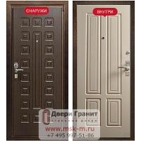 Стальные Двери Гранит М5