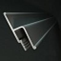 Пластиковый профиль для натяжных потолков
