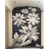 РАССРОЧКА на мозаичные панно мозаику смальту хамам бассейн плитк